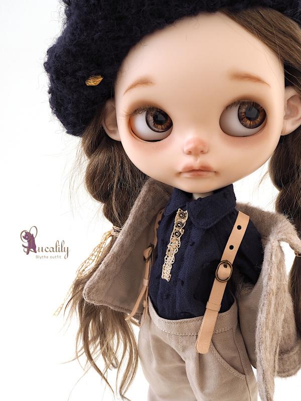 * lucalily * dolls clothes * Short Jacket set *_d0217189_23015216.jpg