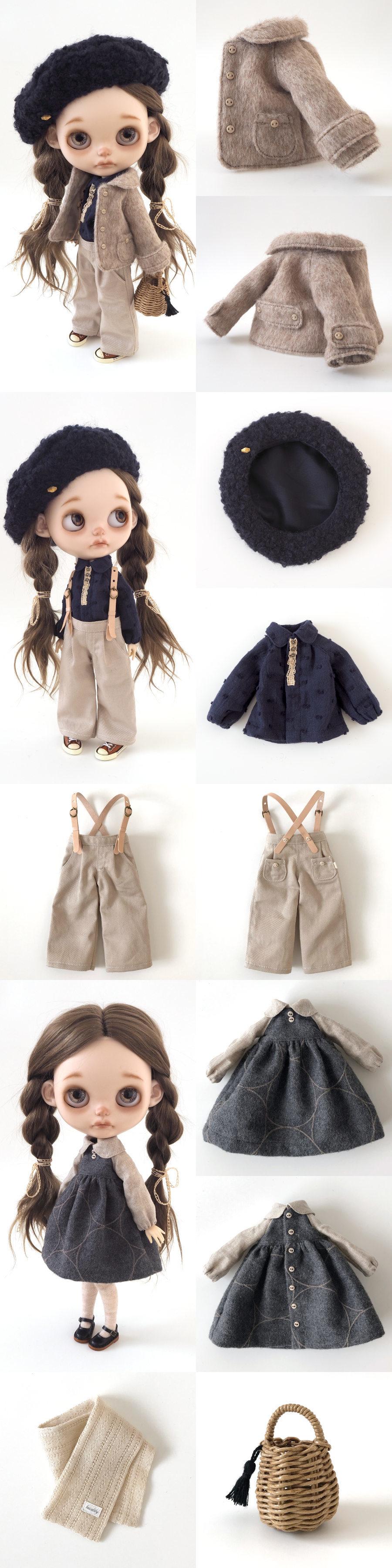 * lucalily * dolls clothes * Short Jacket set *_d0217189_23015890.jpg