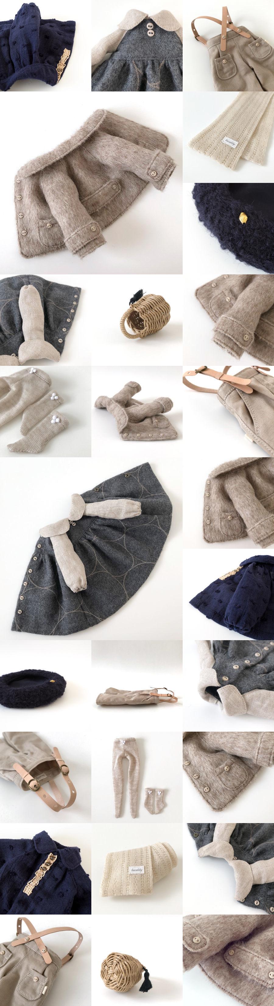 * lucalily * dolls clothes * Short Jacket set *_d0217189_23020288.jpg