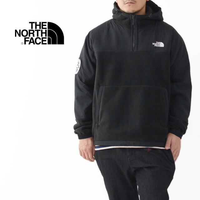 THE NORTH FACE [ザ・ノース・フェイス] M Him Fleece Parka [NA72031] ヒムフリースパーカ ・アウトドア・ 暴風・防寒・MEN\'S _f0051306_17355447.jpg