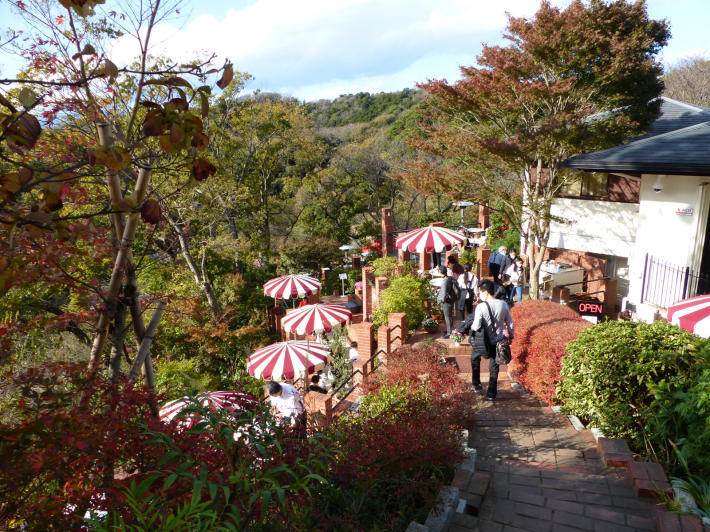 鎌倉散策④ 天空のカフェ_f0296312_18211912.jpg