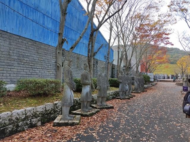 Go to弾丸ツアー:④平和公園vol.2~ 兵馬俑からのパビリオンじゃない寺~_d0137326_15012410.jpg