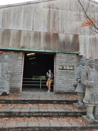 Go to弾丸ツアー:④平和公園vol.2~ 兵馬俑からのパビリオンじゃない寺~_d0137326_15310126.jpg