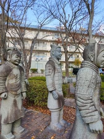 Go to弾丸ツアー:④平和公園vol.2~ 兵馬俑からのパビリオンじゃない寺~_d0137326_15371745.jpg