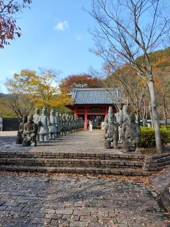 Go to弾丸ツアー:④平和公園vol.2~ 兵馬俑からのパビリオンじゃない寺~_d0137326_15393870.jpg