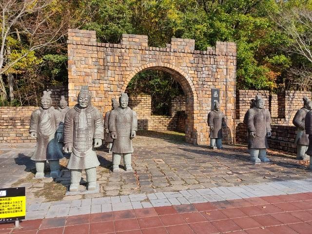 Go to弾丸ツアー:④平和公園vol.2~ 兵馬俑からのパビリオンじゃない寺~_d0137326_15413993.jpg