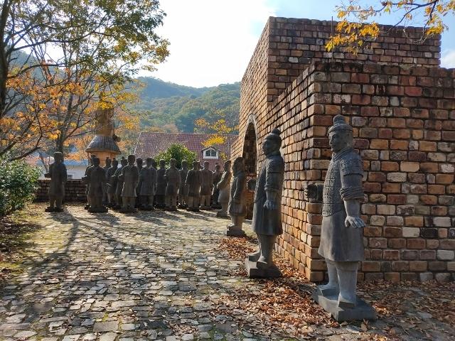 Go to弾丸ツアー:④平和公園vol.2~ 兵馬俑からのパビリオンじゃない寺~_d0137326_15504314.jpg