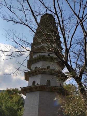 Go to弾丸ツアー:④平和公園vol.2~ 兵馬俑からのパビリオンじゃない寺~_d0137326_15555990.jpg