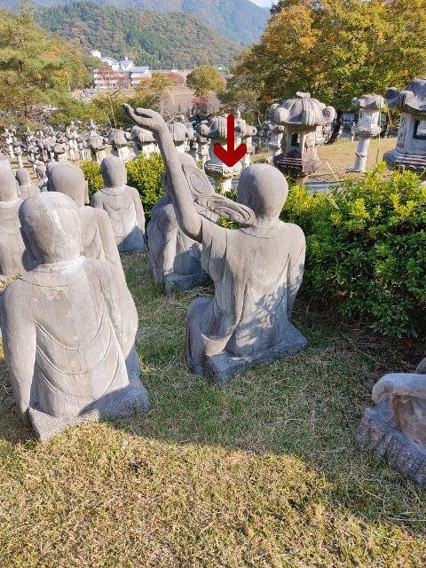 Go to弾丸ツアー:④平和公園vol.2~ 兵馬俑からのパビリオンじゃない寺~_d0137326_16043735.jpg
