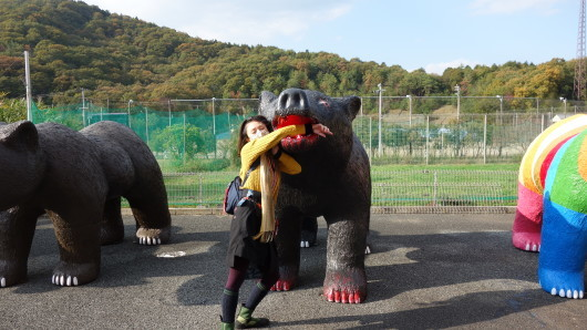 Go to弾丸ツアー:⑤平和公園vol.3~ トリックアート城~_d0137326_20212694.jpg