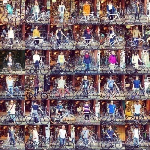 リピトの「本日のバイシクルガール」ライトウェイ特集☆自転車女子 自転車ガール 自転車ボーイ クロスバイク ライトウェイ おしゃれ自転車 マリン ターン シェファード パスチャー スタイルス_b0212032_17413610.jpeg