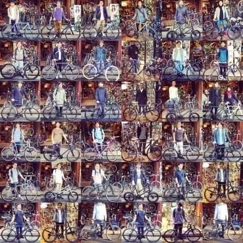リピトの「本日のバイシクルガール」ライトウェイ特集☆自転車女子 自転車ガール 自転車ボーイ クロスバイク ライトウェイ おしゃれ自転車 マリン ターン シェファード パスチャー スタイルス_b0212032_17424236.jpeg