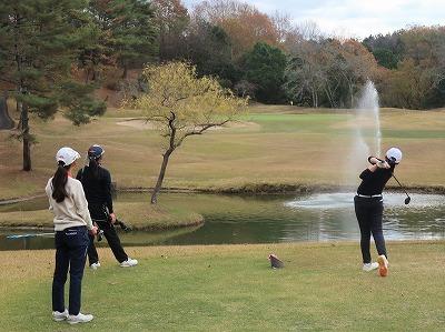 第42回 梶岡建設ジュニアゴルフ月例競技会_f0151251_10205027.jpg