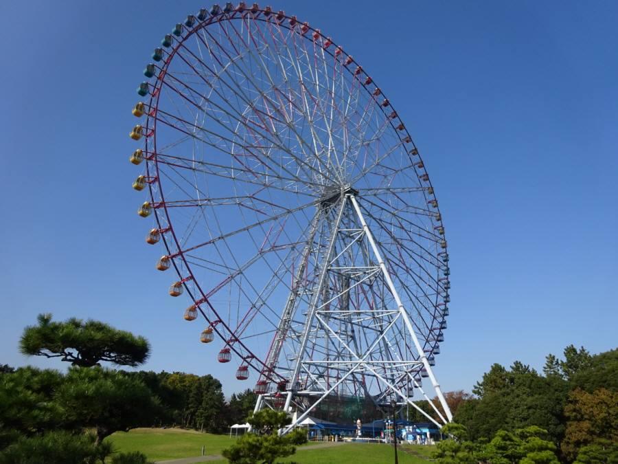 葛西臨海公園と葛西海浜公園_f0059673_22345792.jpg