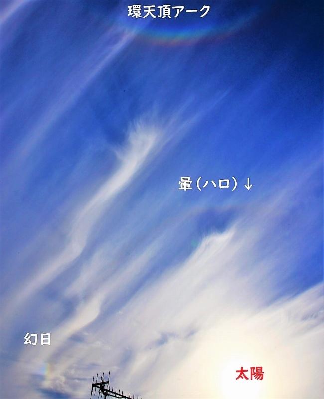 幻日に暈、環天頂アーク_c0067690_10384286.jpg