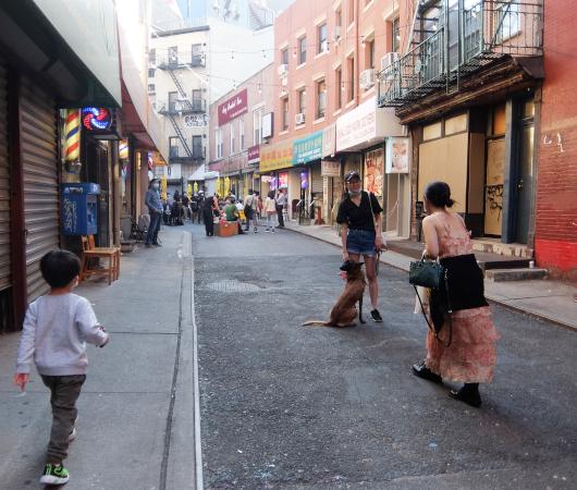 NYのチャイナタウン、Doyers St.の独特の異世界感_b0007805_23544571.jpg