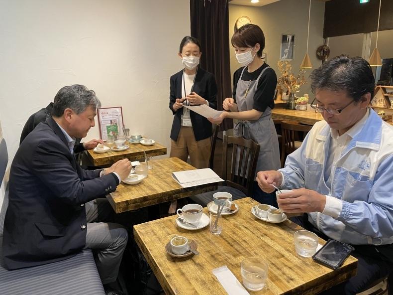 高校生が考えた米粉レシピがカフェ庵樹さんで商品化_a0026530_17295212.jpeg