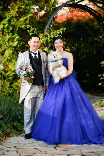 長男香輔とお嫁さんの嘉代さんの結婚式でした!_e0248949_23175413.jpg
