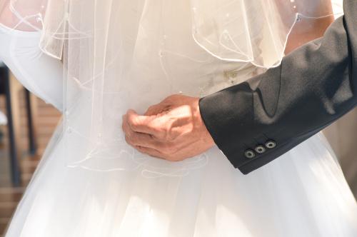 長男香輔とお嫁さんの嘉代さんの結婚式でした!_e0248949_23185524.jpg