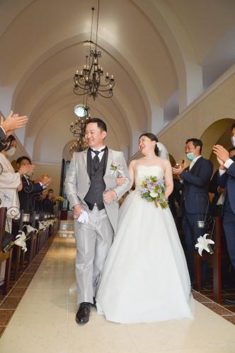 長男香輔とお嫁さんの嘉代さんの結婚式でした!_e0248949_23193024.jpg