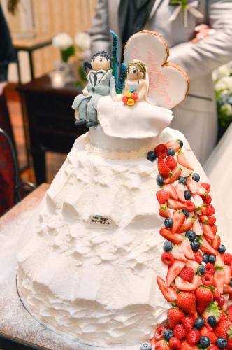 長男香輔とお嫁さんの嘉代さんの結婚式でした!_e0248949_23194367.jpg