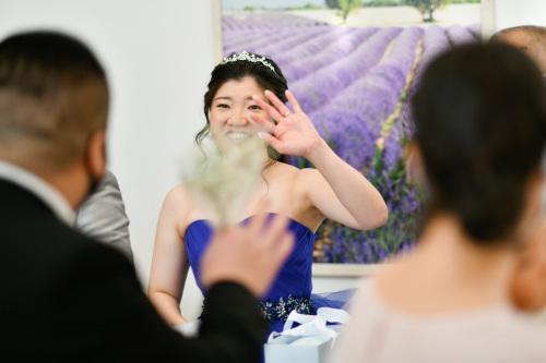 長男香輔とお嫁さんの嘉代さんの結婚式でした!_e0248949_23195740.jpg