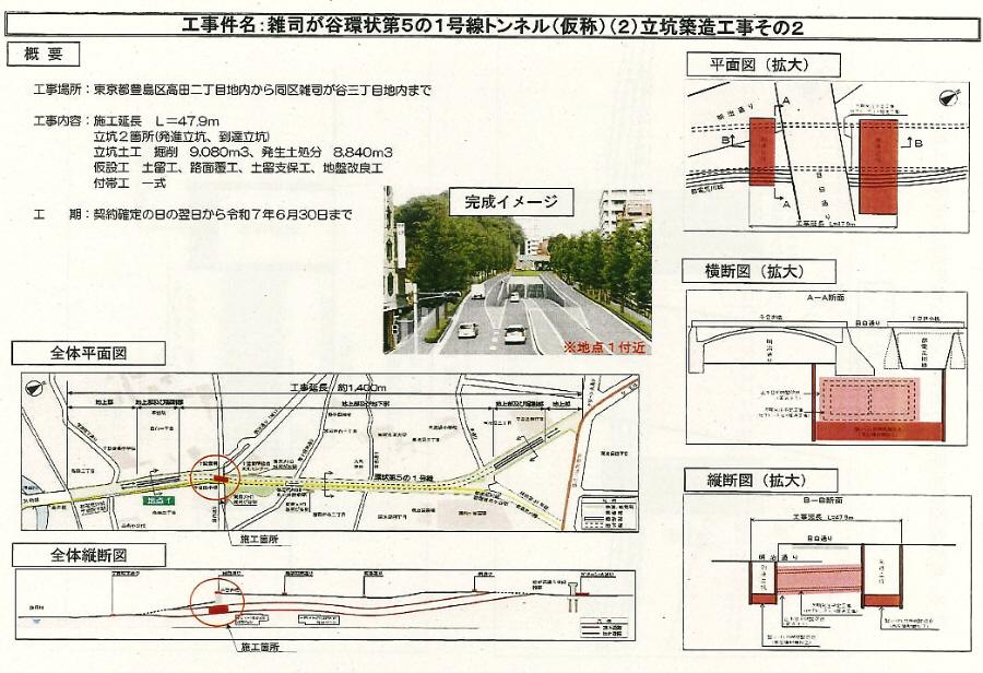 環状第5の1号線トンネル立坑築造工事その2現場_f0059673_22444728.jpg
