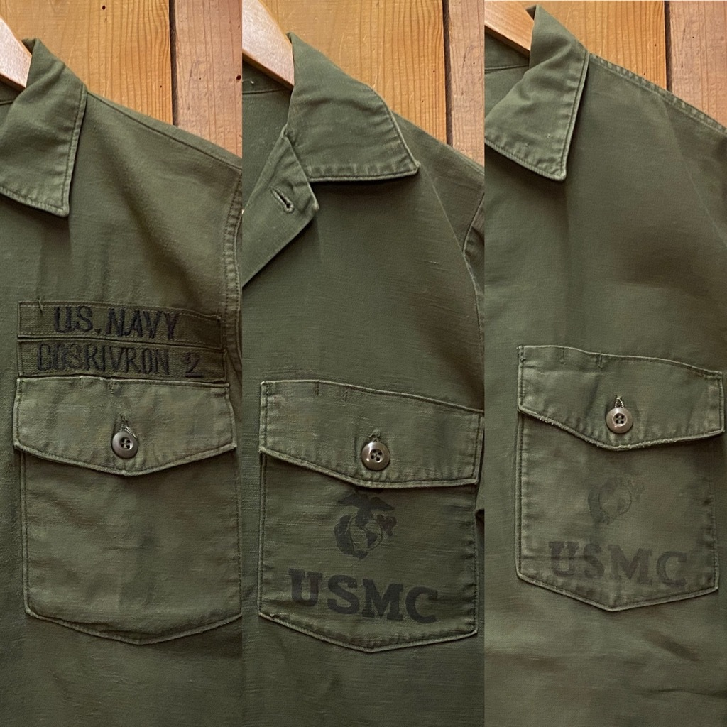 12月5日(土)マグネッツ大阪店Superior入荷日!! #1 U.S.Military編Part1!! U.S.Navy&U.S.M.C.!!_c0078587_15163872.jpg
