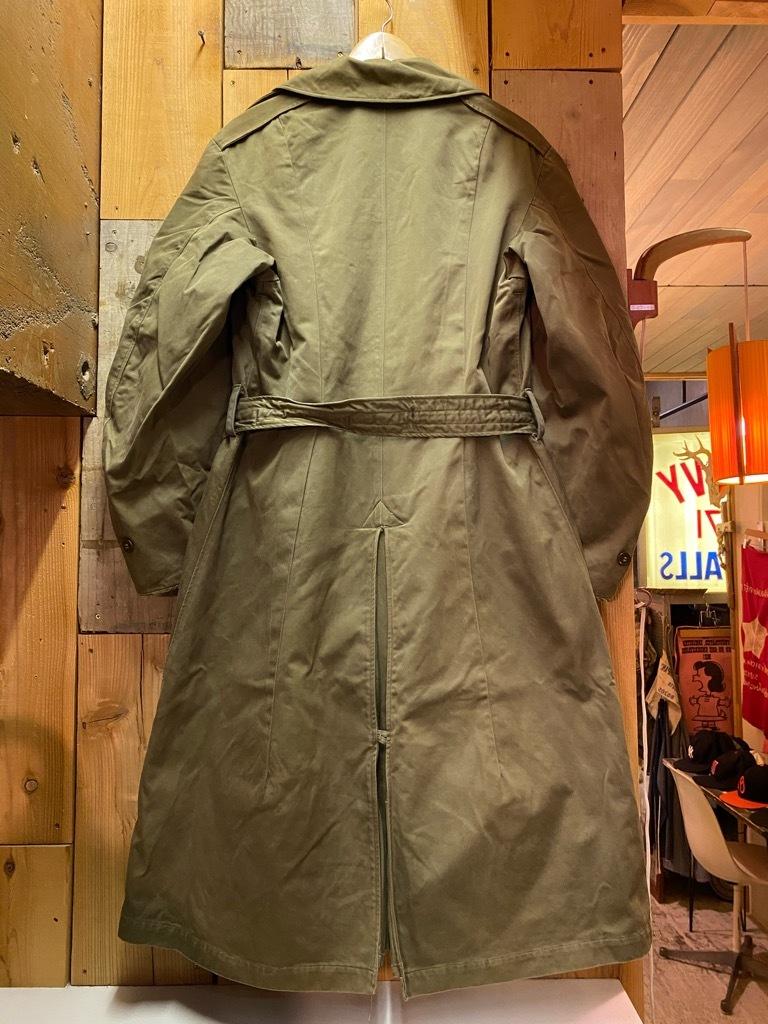 12月5日(土)マグネッツ大阪店Superior入荷日!! #2 U.S.Military編Part2!! M-46.50FieldCoat,RainCoat,AllWeatherCoat!!_c0078587_17134842.jpg