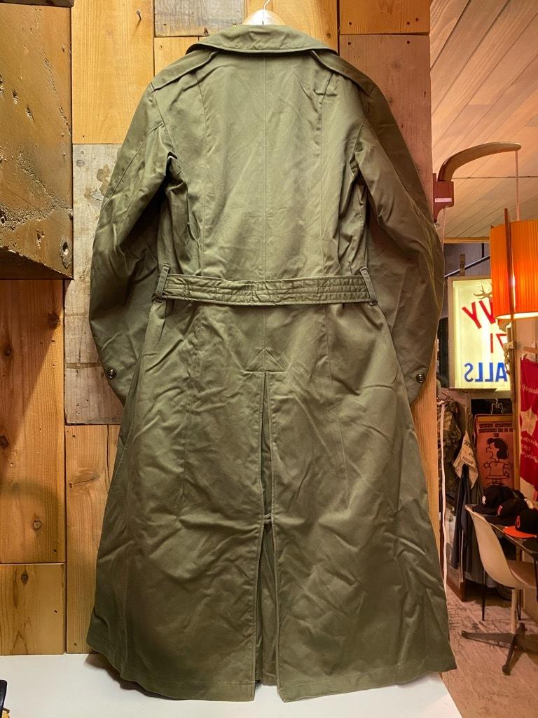12月5日(土)マグネッツ大阪店Superior入荷日!! #2 U.S.Military編Part2!! M-46.50FieldCoat,RainCoat,AllWeatherCoat!!_c0078587_17144527.jpg
