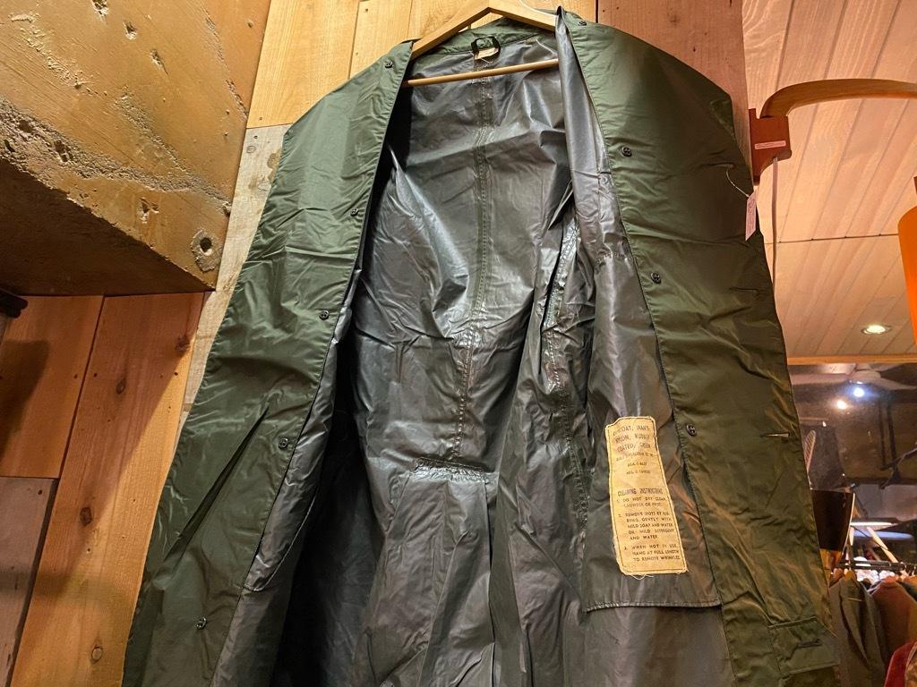 12月5日(土)マグネッツ大阪店Superior入荷日!! #2 U.S.Military編Part2!! M-46.50FieldCoat,RainCoat,AllWeatherCoat!!_c0078587_17153018.jpg