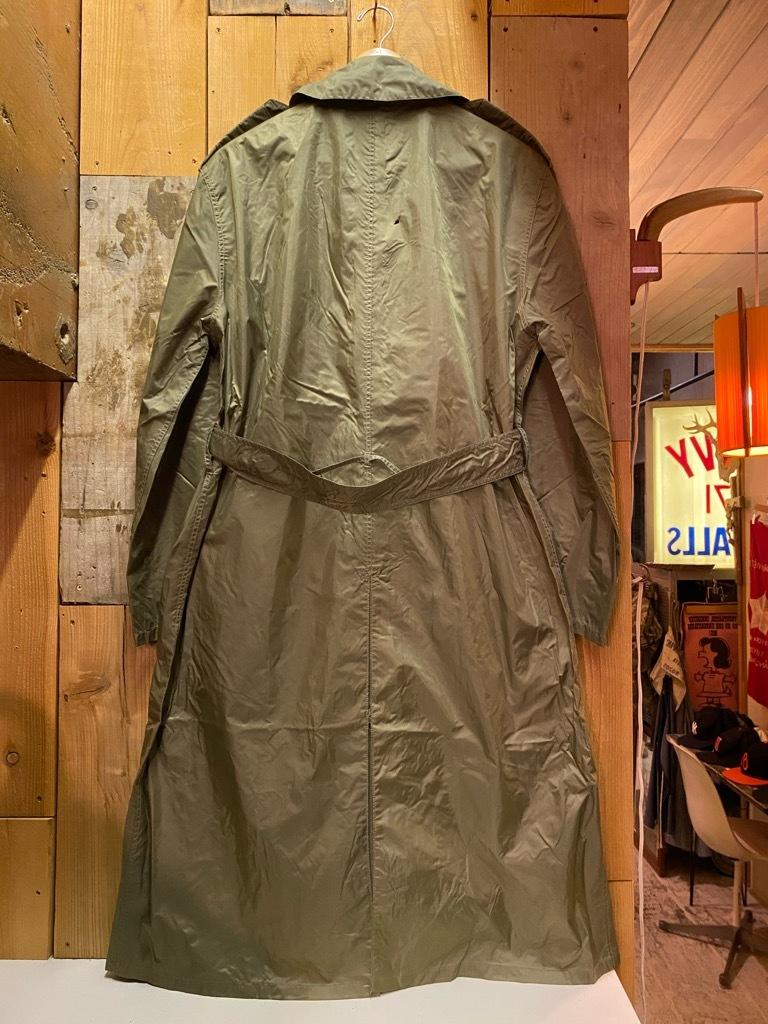 12月5日(土)マグネッツ大阪店Superior入荷日!! #2 U.S.Military編Part2!! M-46.50FieldCoat,RainCoat,AllWeatherCoat!!_c0078587_17163604.jpg