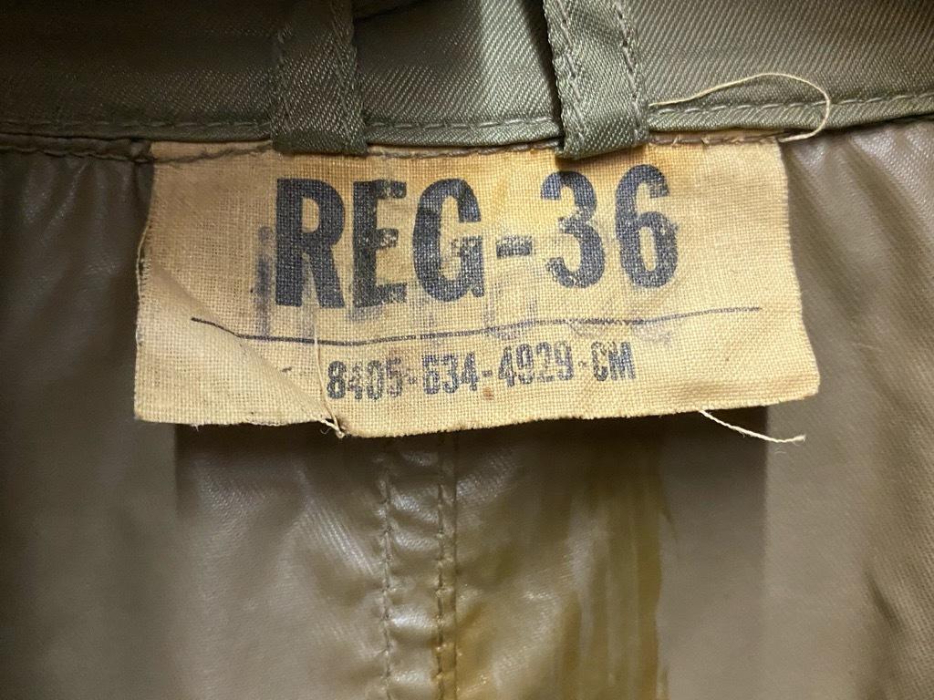 12月5日(土)マグネッツ大阪店Superior入荷日!! #2 U.S.Military編Part2!! M-46.50FieldCoat,RainCoat,AllWeatherCoat!!_c0078587_17175542.jpg