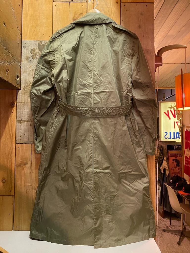 12月5日(土)マグネッツ大阪店Superior入荷日!! #2 U.S.Military編Part2!! M-46.50FieldCoat,RainCoat,AllWeatherCoat!!_c0078587_17175864.jpg