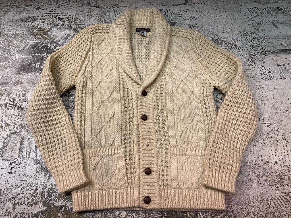 12月5日(土)マグネッツ大阪店Superior入荷日!! #3 KnitSweater編!! Nordic,Outdoor,Fisherman!!_c0078587_17393687.jpg