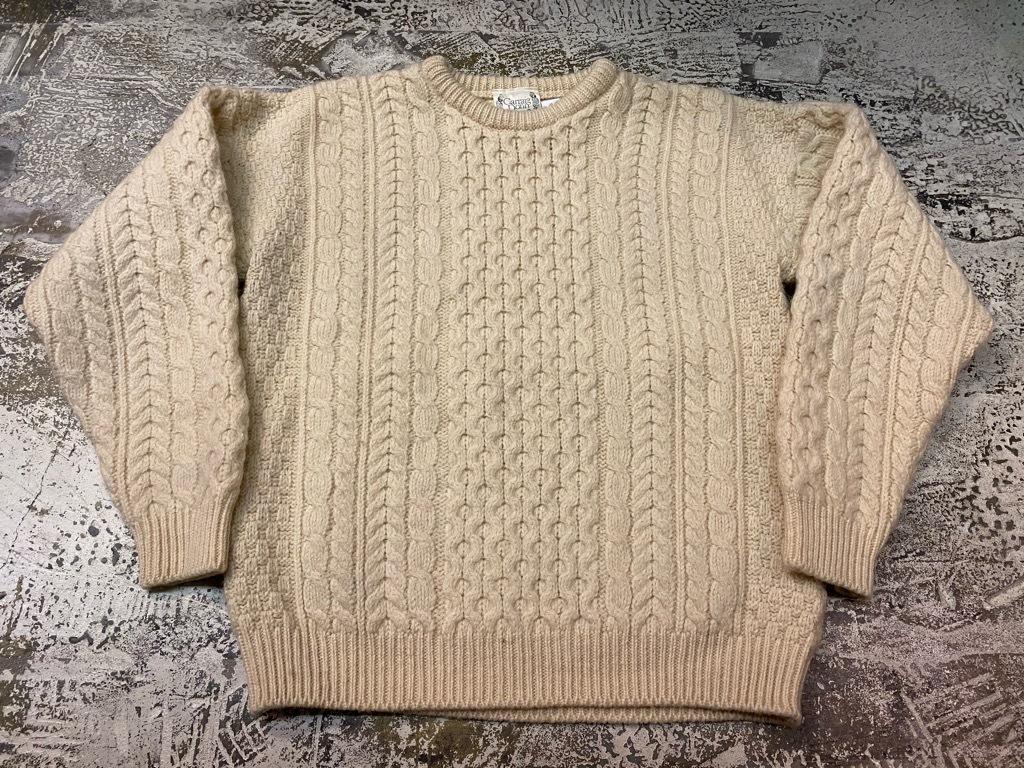 12月5日(土)マグネッツ大阪店Superior入荷日!! #3 KnitSweater編!! Nordic,Outdoor,Fisherman!!_c0078587_17454753.jpg