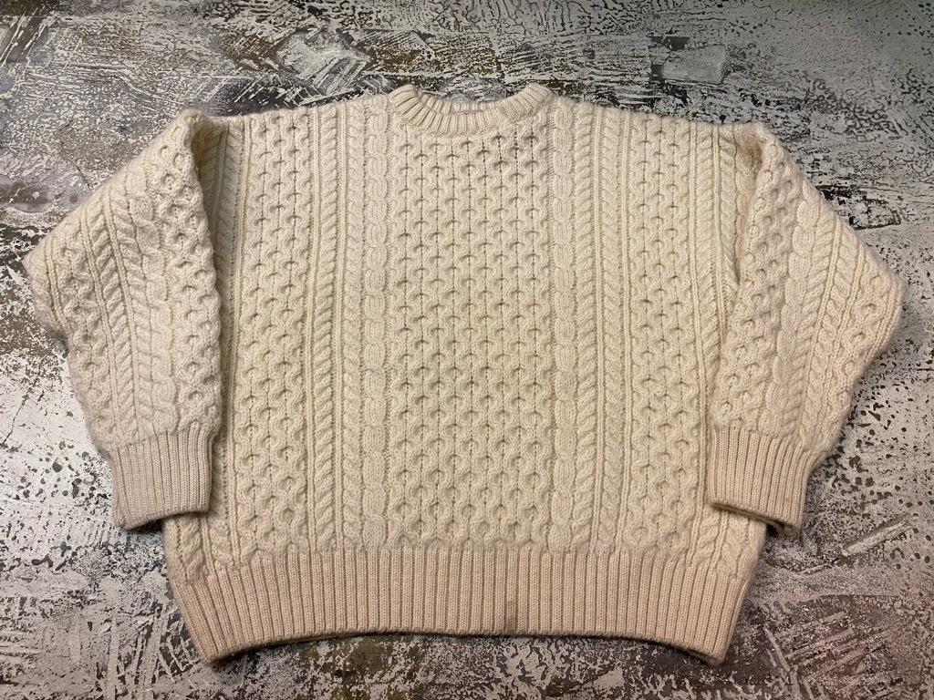 12月5日(土)マグネッツ大阪店Superior入荷日!! #3 KnitSweater編!! Nordic,Outdoor,Fisherman!!_c0078587_17470304.jpg