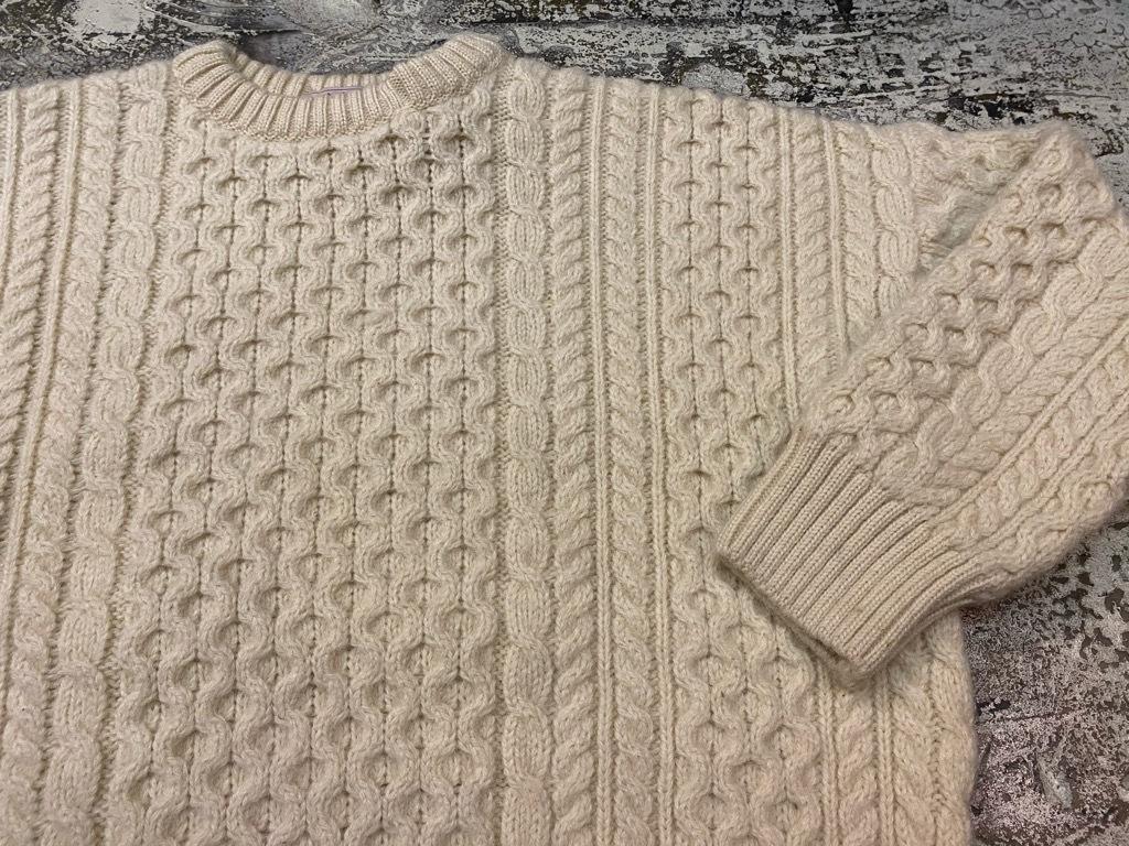 12月5日(土)マグネッツ大阪店Superior入荷日!! #3 KnitSweater編!! Nordic,Outdoor,Fisherman!!_c0078587_17470541.jpg