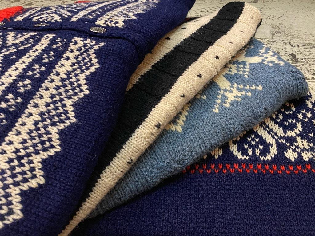 12月5日(土)マグネッツ大阪店Superior入荷日!! #3 KnitSweater編!! Nordic,Outdoor,Fisherman!!_c0078587_17475205.jpg