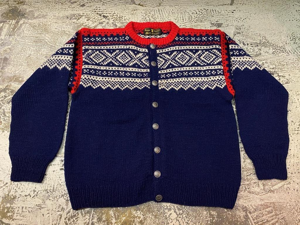 12月5日(土)マグネッツ大阪店Superior入荷日!! #3 KnitSweater編!! Nordic,Outdoor,Fisherman!!_c0078587_17480241.jpg