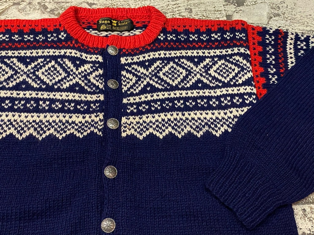 12月5日(土)マグネッツ大阪店Superior入荷日!! #3 KnitSweater編!! Nordic,Outdoor,Fisherman!!_c0078587_17480411.jpg
