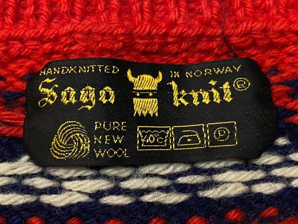 12月5日(土)マグネッツ大阪店Superior入荷日!! #3 KnitSweater編!! Nordic,Outdoor,Fisherman!!_c0078587_17481066.jpg