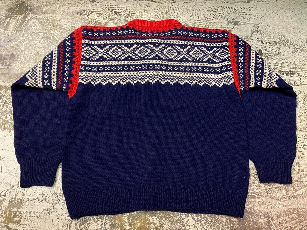 12月5日(土)マグネッツ大阪店Superior入荷日!! #3 KnitSweater編!! Nordic,Outdoor,Fisherman!!_c0078587_17481201.jpg