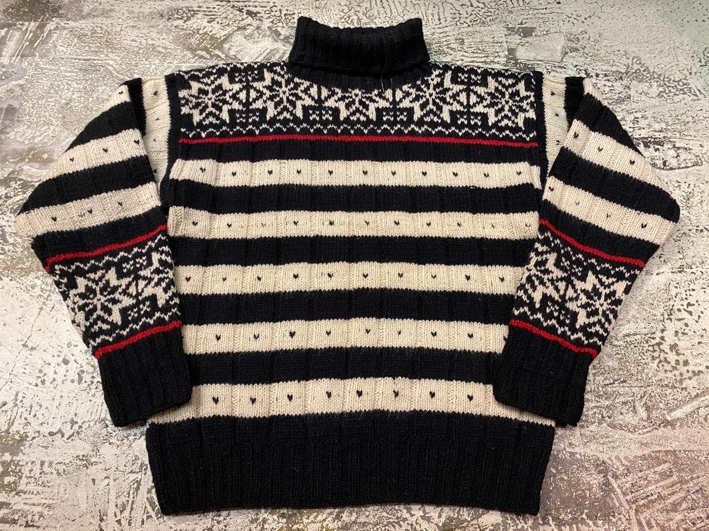 12月5日(土)マグネッツ大阪店Superior入荷日!! #3 KnitSweater編!! Nordic,Outdoor,Fisherman!!_c0078587_17481474.jpg