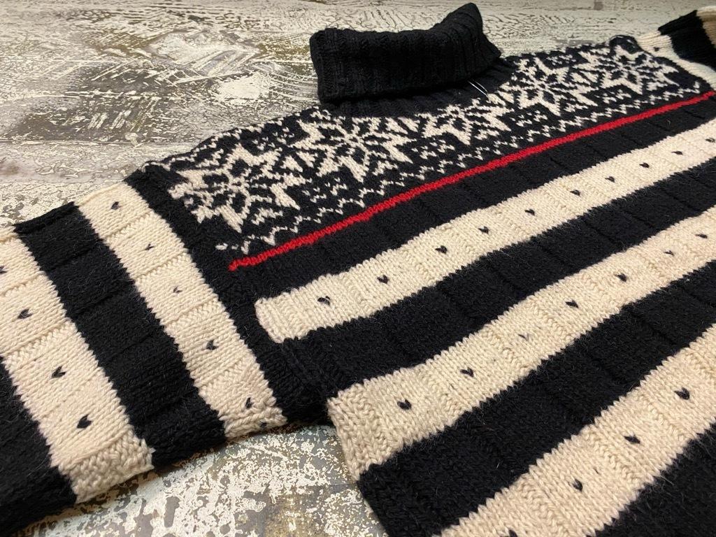 12月5日(土)マグネッツ大阪店Superior入荷日!! #3 KnitSweater編!! Nordic,Outdoor,Fisherman!!_c0078587_17481613.jpg