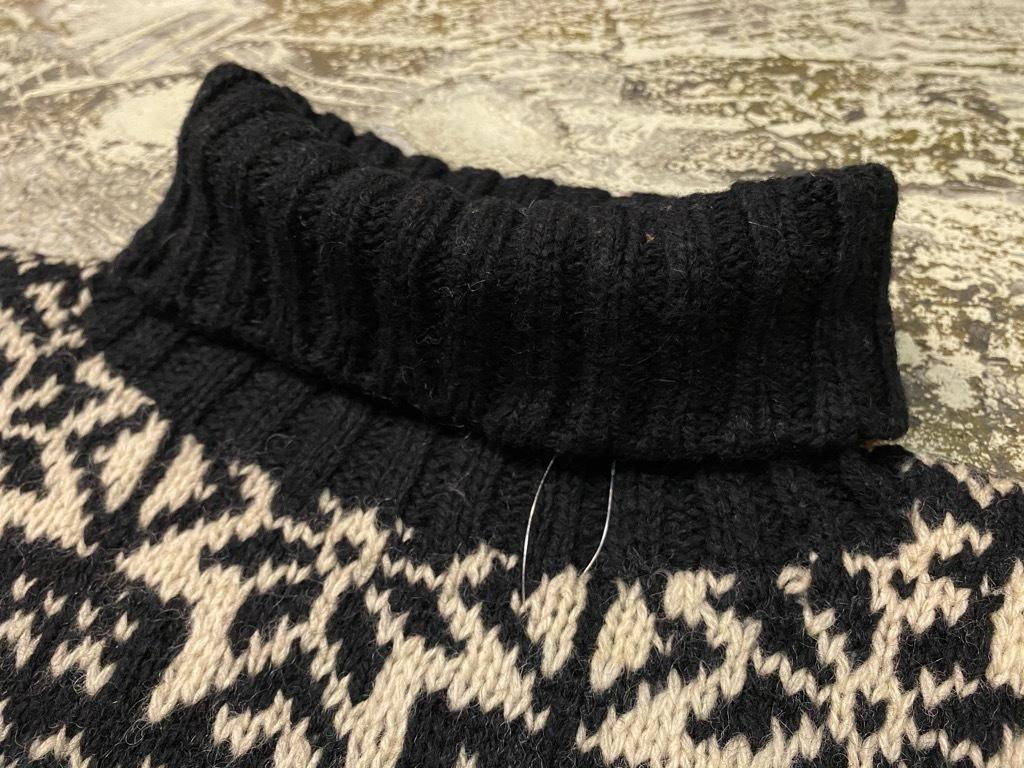 12月5日(土)マグネッツ大阪店Superior入荷日!! #3 KnitSweater編!! Nordic,Outdoor,Fisherman!!_c0078587_17481742.jpg