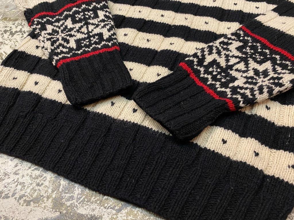 12月5日(土)マグネッツ大阪店Superior入荷日!! #3 KnitSweater編!! Nordic,Outdoor,Fisherman!!_c0078587_17481912.jpg