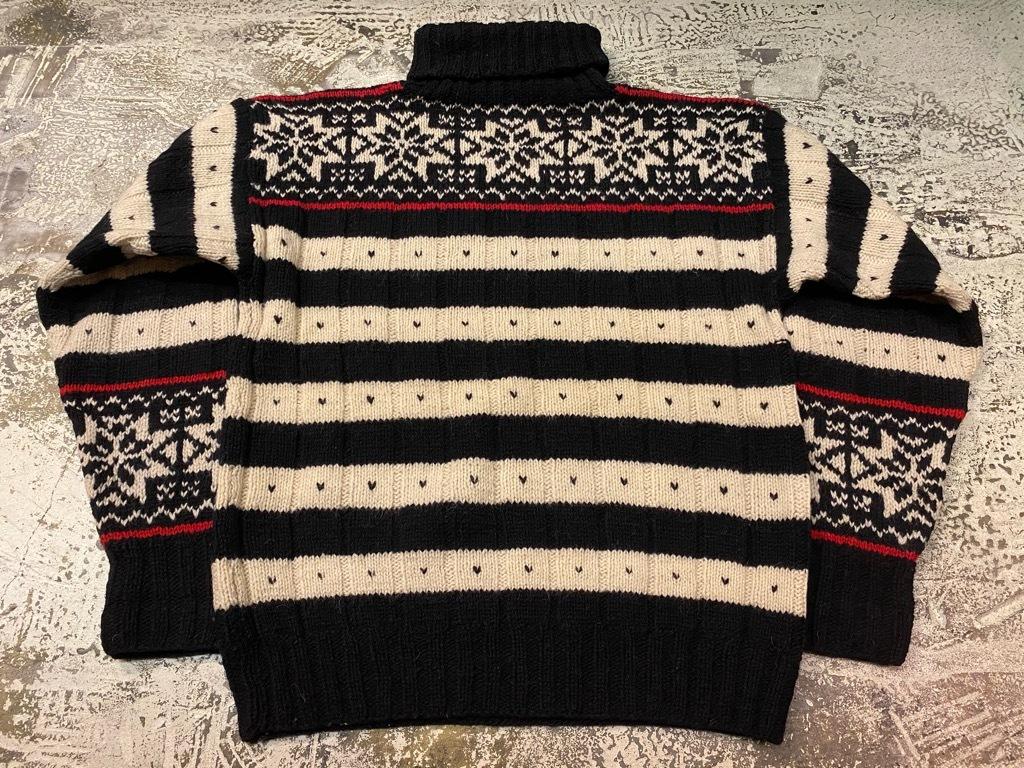 12月5日(土)マグネッツ大阪店Superior入荷日!! #3 KnitSweater編!! Nordic,Outdoor,Fisherman!!_c0078587_17482253.jpg