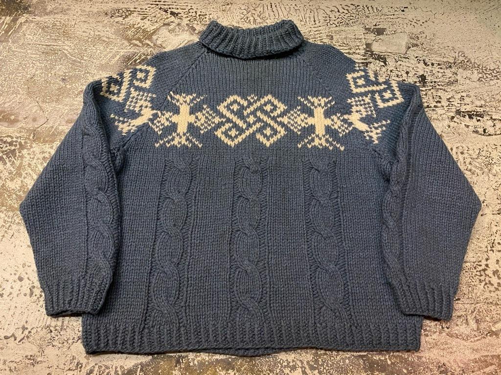 12月5日(土)マグネッツ大阪店Superior入荷日!! #3 KnitSweater編!! Nordic,Outdoor,Fisherman!!_c0078587_18002549.jpg