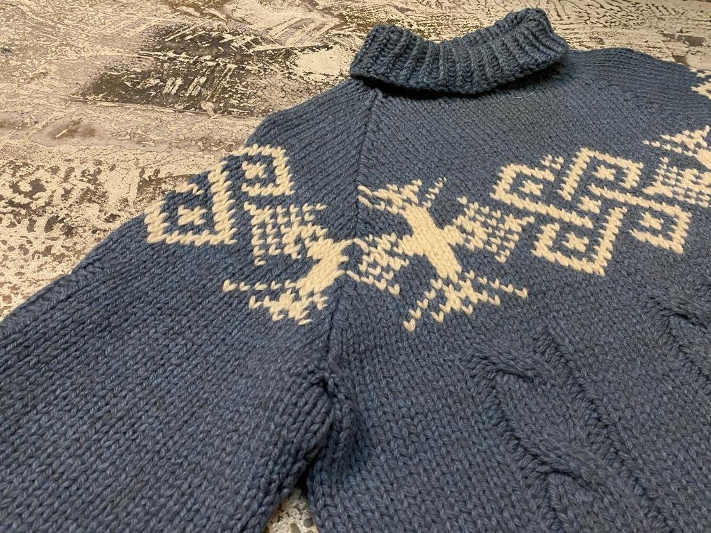 12月5日(土)マグネッツ大阪店Superior入荷日!! #3 KnitSweater編!! Nordic,Outdoor,Fisherman!!_c0078587_18002920.jpg
